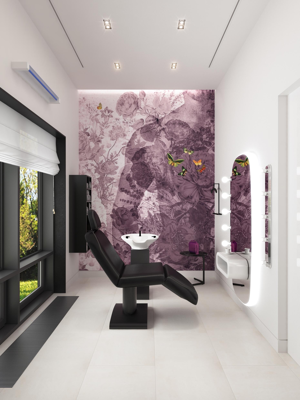 Дизайн интерьера косметического салона от студии Nataly Bolshakova дизайн интерьера косметического салона Дизайн интерьера косметического салона от студии Nataly Bolshakova                                                                                               Nataly Bolshakova 3
