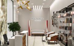 дизайн интерьера косметического салона Дизайн интерьера косметического салона от студии Nataly Bolshakova                                                                                               Nataly Bolshakova 5 240x150