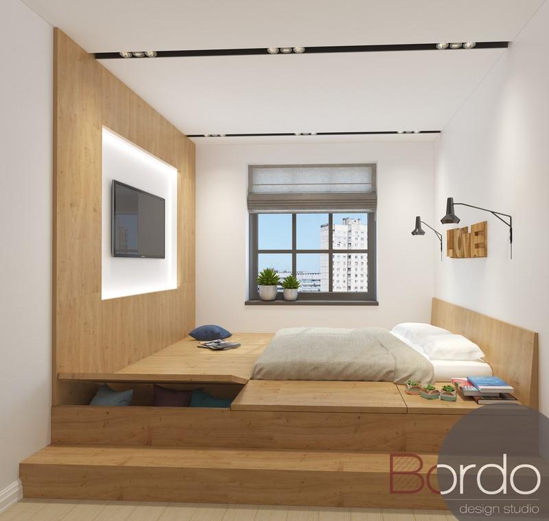 дизайн-проекты квартир Дизайн-проекты квартир от Bordo Design Studio 1 0