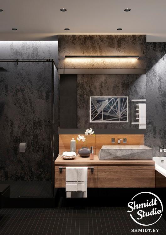 Дизайн интерьера от Shmidt Studio Дизайн интерьера Дизайн интерьера от Shmidt Studio 28 shmidt studio design project minsk 012