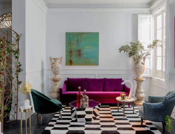 цветовые тенденции Весенние цветовые тенденции: советы по дизайну интерьера Moongata Showroom Brabbu 1 1 600x460