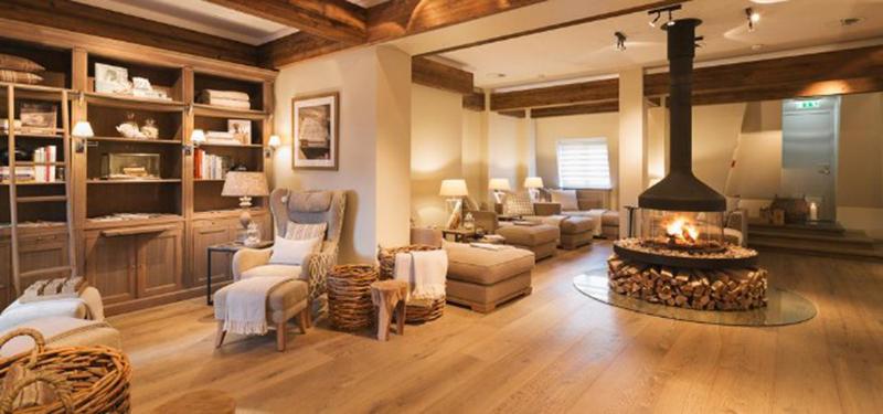 Великолепный дизайн интерьера Fairmont Hotel вместе с BRABBU