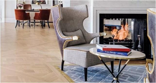 Роскошный дизайн отеля Langham от Richmond International дизайн отеля Роскошный дизайн отеля Langham от Richmond International 2