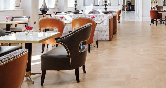 Роскошный дизайн отеля Langham от Richmond International дизайн отеля Роскошный дизайн отеля Langham от Richmond International 3