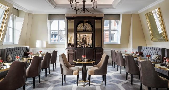 Роскошный дизайн отеля Langham от Richmond International дизайн отеля Роскошный дизайн отеля Langham от Richmond International 4