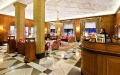 дизайн интерьера Великолепный дизайн интерьера отеля Fairmont вместе с BRABBU cover 240x150