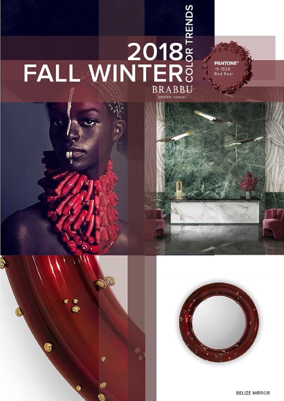 Pantone: узнайте все модные цвета осень-зима 2018/2019