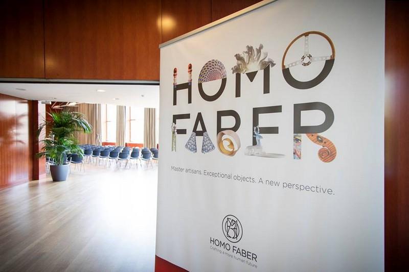 Homo Faber - событие в Венеции о европейском мастерстве