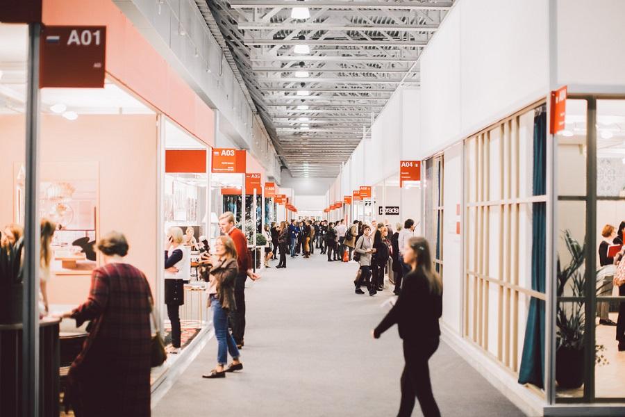 Следующая выставка - Salone del Mobile.Milano Moscow