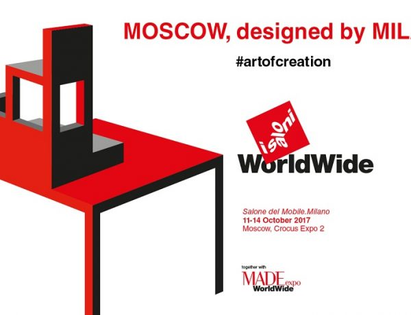 iSaloni Moscow 2018 SalonidelMobileMoscow salone del mobile.milano moscow О выставке Salone del Mobile.Milano Moscow iSaloni Moscow 2018 SalonidelMobileMoscow7 600x460