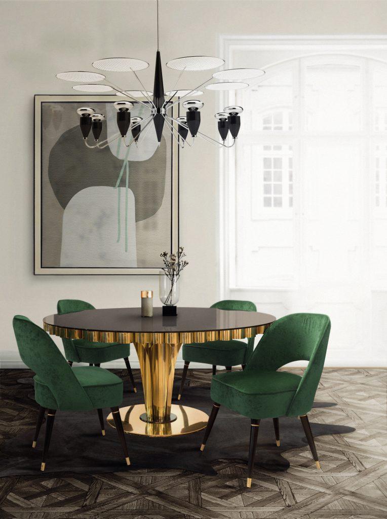 Как сделать свой обеденный зал идеальным в 2019