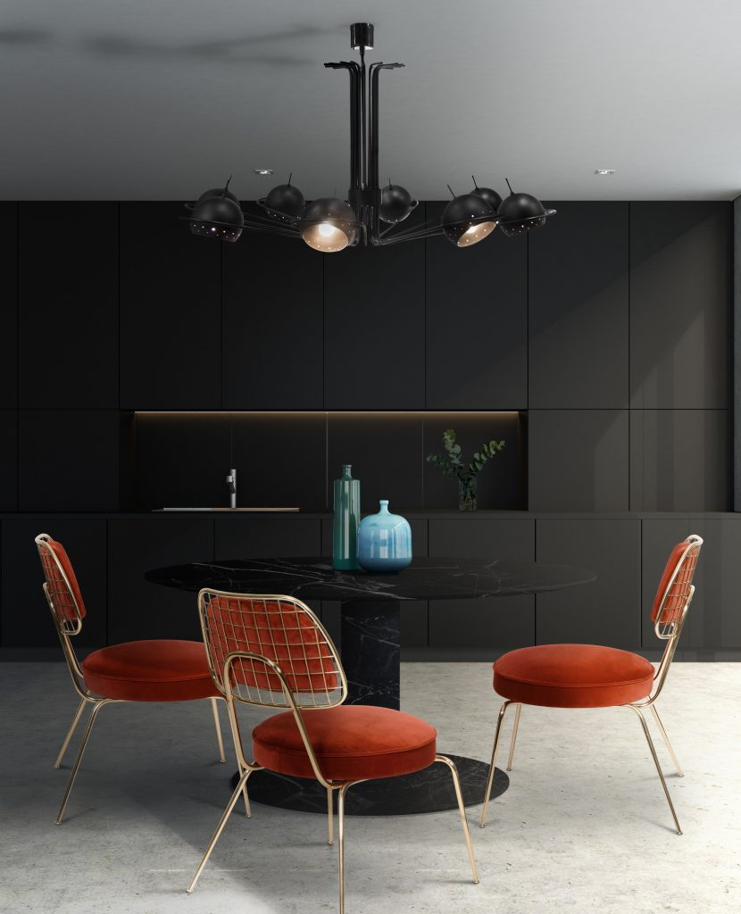 Как сделать свой обеденный зал идеальным в 2019 обеденный зал Как сделать свой обеденный зал идеальным в 2019                                                                                2019 6 830x1024