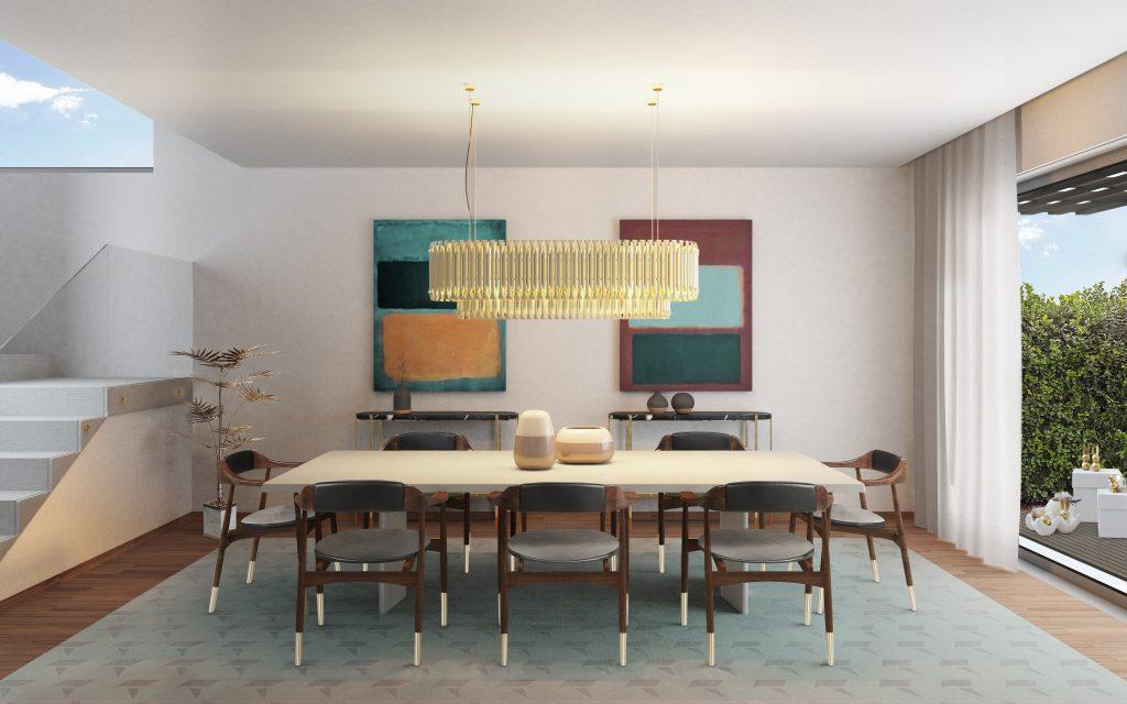 обеденный зал Как сделать свой обеденный зал идеальным в 2019                                                                                2019 7 1024x640