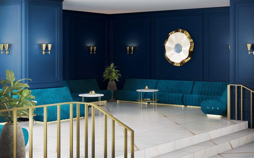 mid-century гостиную Как создать идеальную mid-century гостиную.                                          mid century