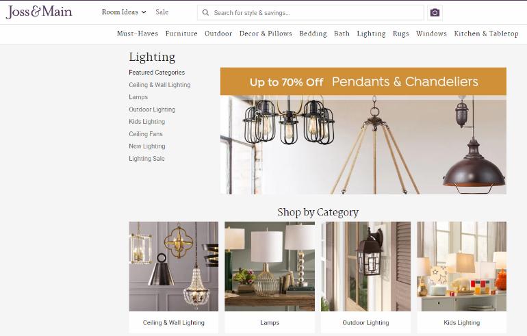 Где купить светильники онлайн: лучшие магазины освещения