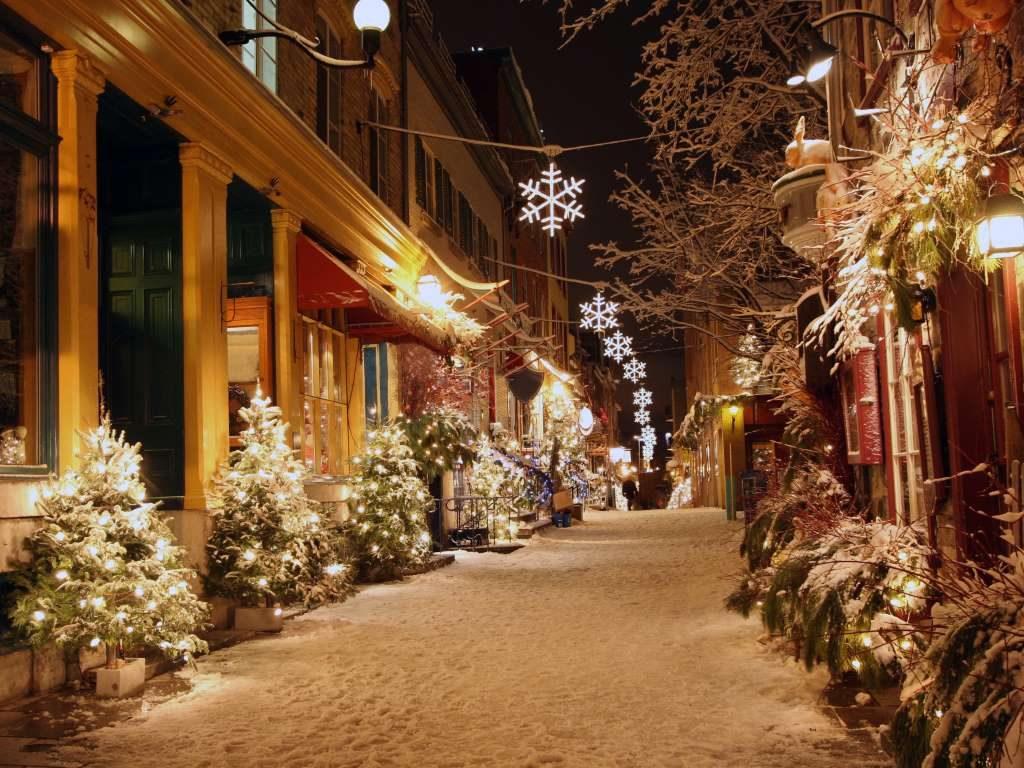 рождественские декорации Лучшие рождественские декорации, которые вам стоит увидеть                                                     2 1024x768