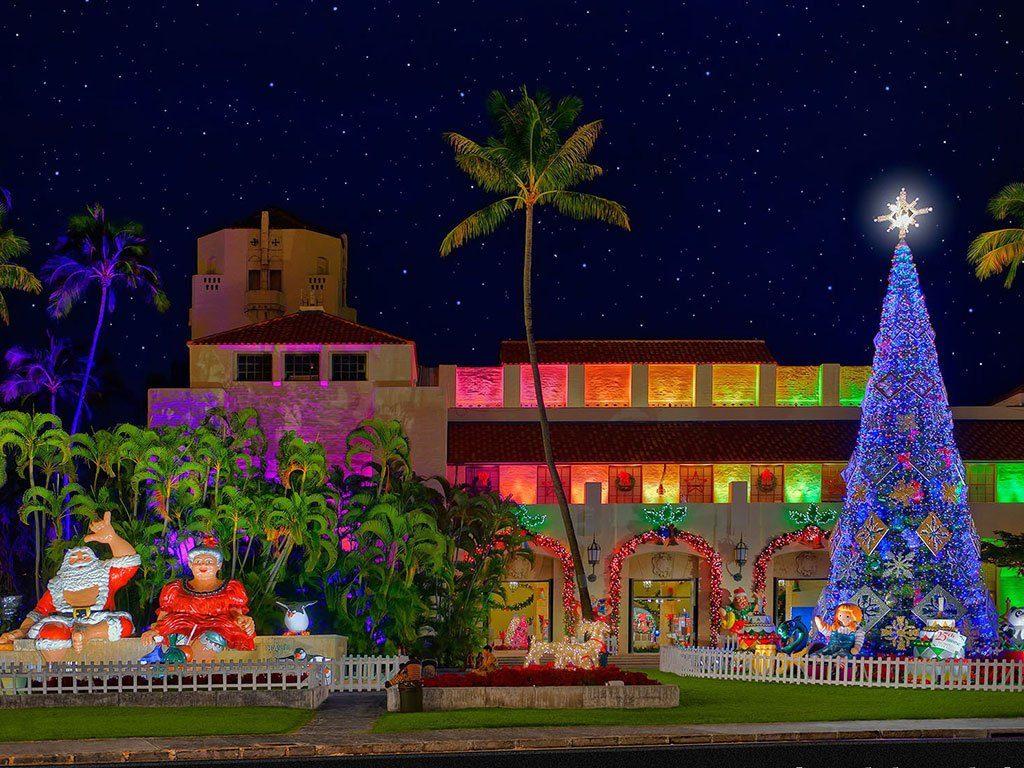 Лучшие рождественские декорации, которые вам стоит увидеть