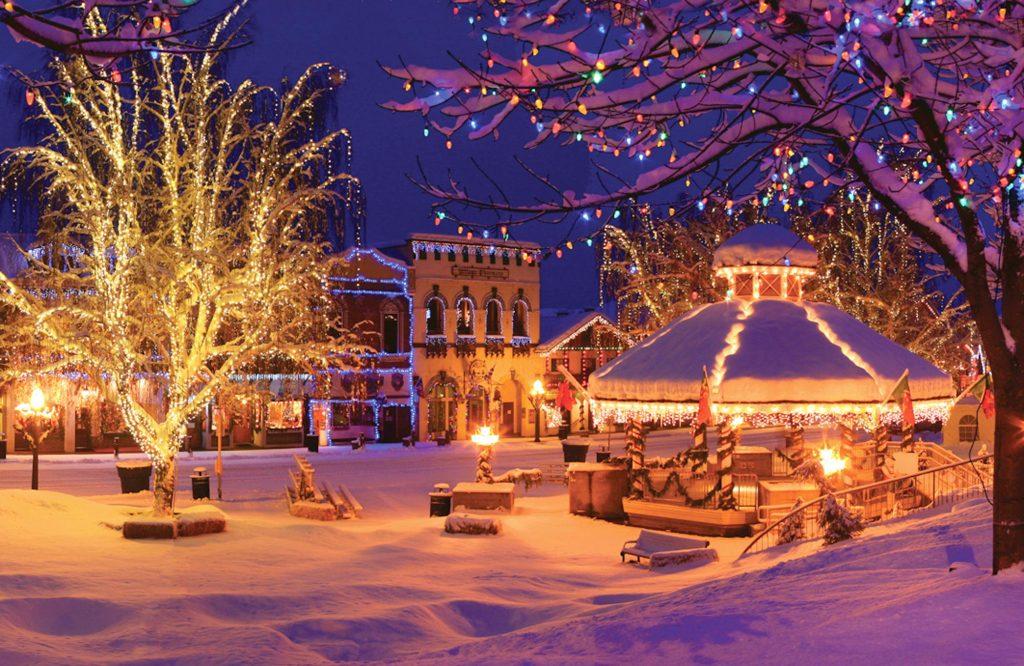 рождественские декорации Лучшие рождественские декорации, которые вам стоит увидеть