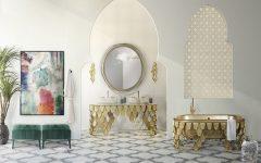 Современный дизайн Современный дизайн: зеркала в ванных комнатах          1 240x150