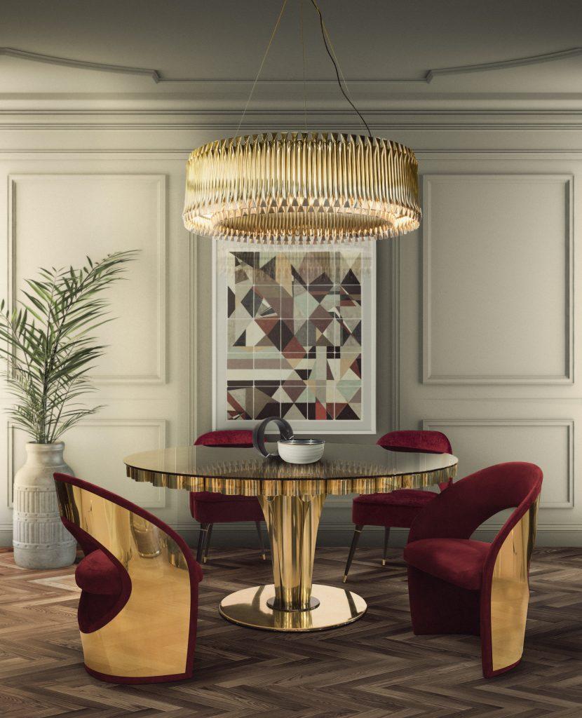 Цвет Бургунди Цвет Бургунди для вашего дизайна интерьера в 2019 Essential Home ambience Jones Dining Chair 830x1024