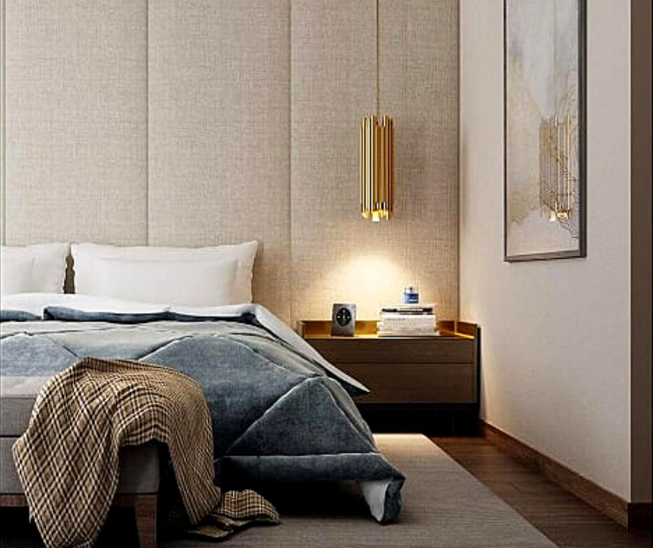 5 светильников Свет в интерьере: 5 светильников для освещения вашей спальни. Project by Yunakov Design Kiev Brubeck Pendant stock black friday