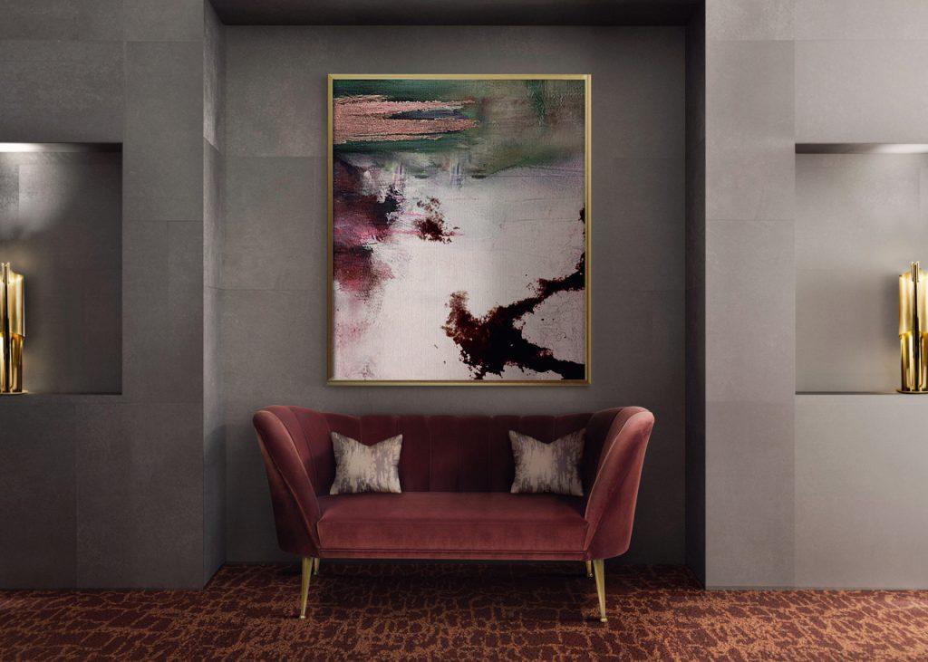 Цвет Бургунди Цвет Бургунди для вашего дизайна интерьера в 2019 ambience 99 Easy Resize