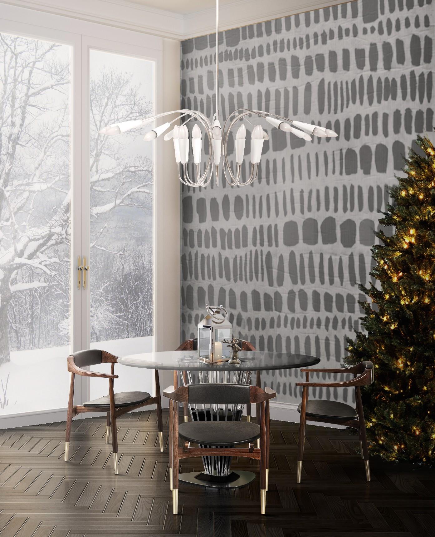 Рождественский декор 2019 Рождественский декор 2019 aretha chandelier ambience 02 christmas HR