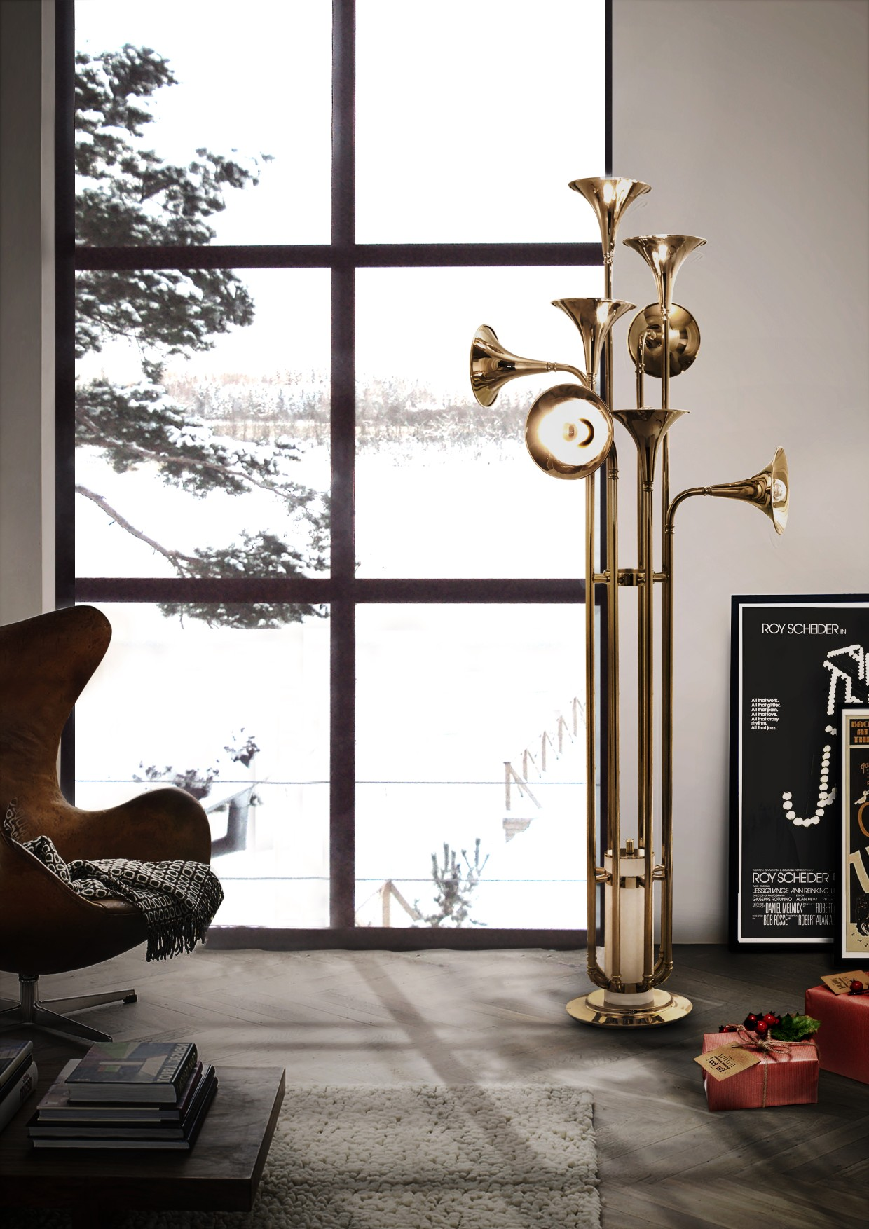 Рождественский декор 2019 Рождественский декор 2019 botti floor ambience 04 HR christmas