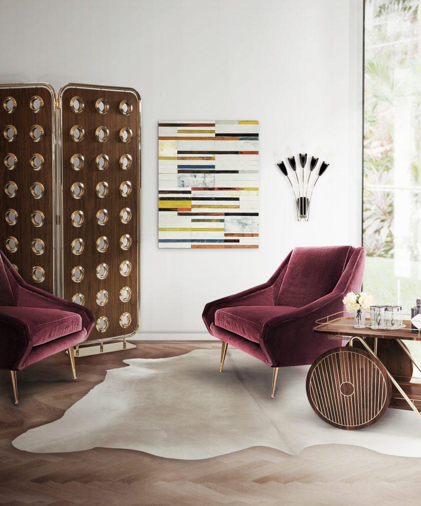 Цвет Бургунди Цвет Бургунди для вашего дизайна интерьера в 2019 romero armchair ambience 853x1024