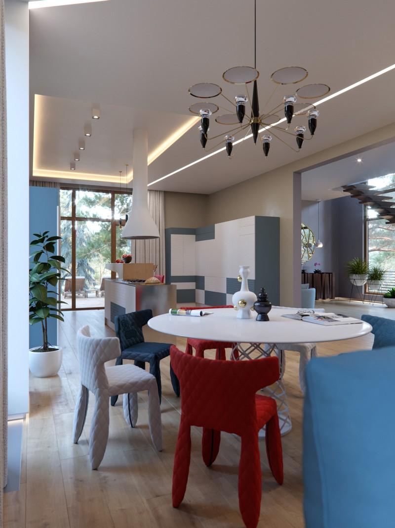 Современный дизайн интерьера по проекту Modern Decoration modern decoration Современный дизайн интерьера по проекту Modern Decoration 4