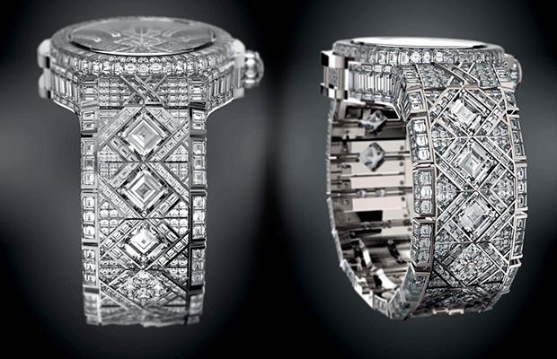 Топ-8: самые дорогие часы в мире дорогие часы Топ-8: самые дорогие часы в мире 5 million dollar hublot jay z gift