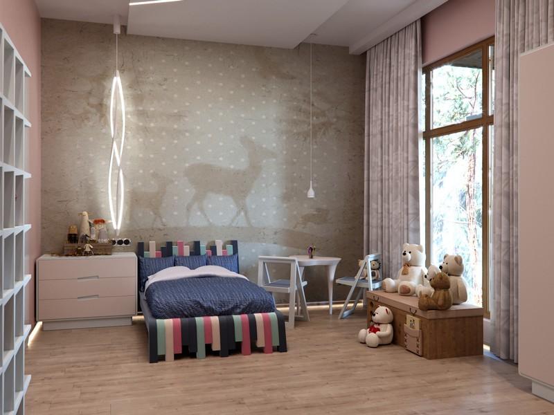 modern decoration Современный дизайн интерьера по проекту Modern Decoration 9