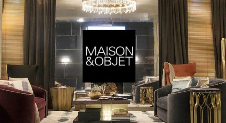 Maison et Objet 2019: всё о неделе дизайна в Париже