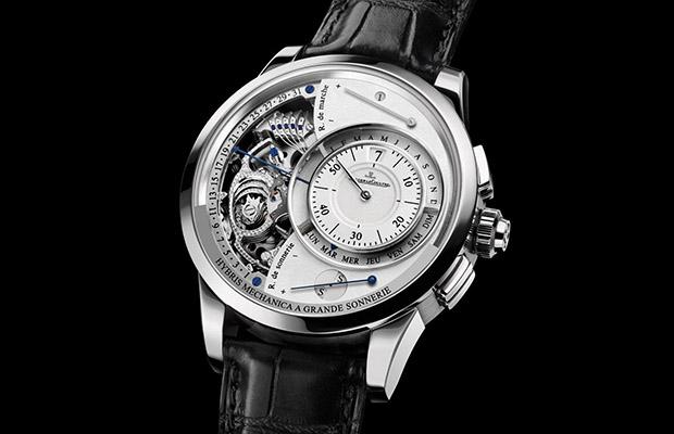 Топ-8: самые дорогие часы в мире дорогие часы Топ-8: самые дорогие часы в мире JAEGER LECOULTRE HYBRIS MECHANICA GRANDE SONNERIE