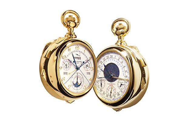 Топ-8: самые дорогие часы в мире дорогие часы Топ-8: самые дорогие часы в мире PATEK PHILIPPE CALIBER 89 POCKET