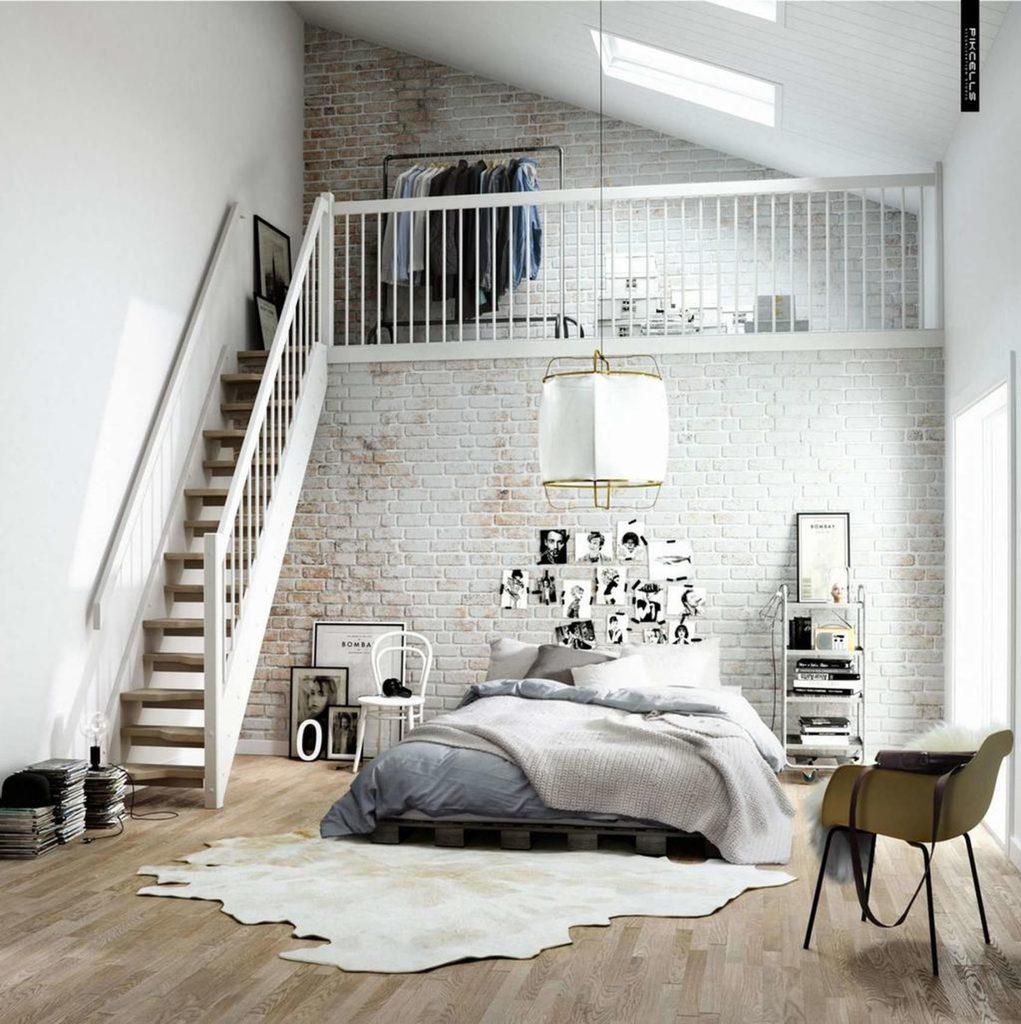 Скандинавский дизайн, который сделает ваш дом светлее! скандинавский дизайн Скандинавский дизайн, который сделает ваш дом светлее! Unique Inspirations The Best Scandinavian Bedroom Design Ideas 3