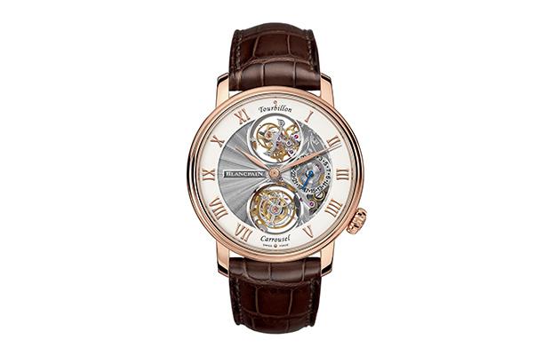 Топ-8: самые дорогие часы в мире дорогие часы Топ-8: самые дорогие часы в мире blancpain le brassus tourbillon carousel