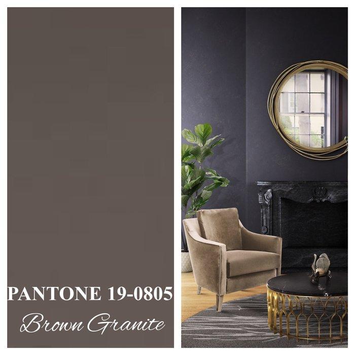 Базовые цвета палитры Pantone 2018/2019