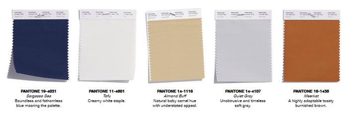 Базовые цвета палитры Pantone 2018/2019 Базовые цвета Базовые цвета палитры Pantone 2018/2019 rsz pantone fall 2018
