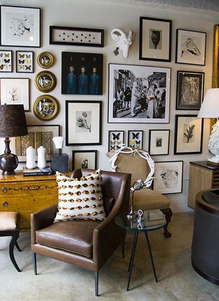 Современный дизайн: винтаж - это новый черный! Современный дизайн Современный дизайн: винтаж — это новый черный! rsz the 5 rules of vintage interior design bitangra furniture 07