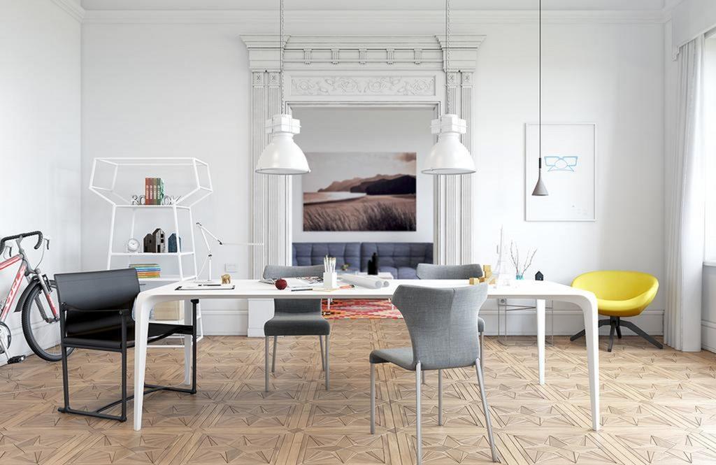 Скандинавский дизайн, который сделает ваш дом светлее! скандинавский дизайн Скандинавский дизайн, который сделает ваш дом светлее! signing dining room