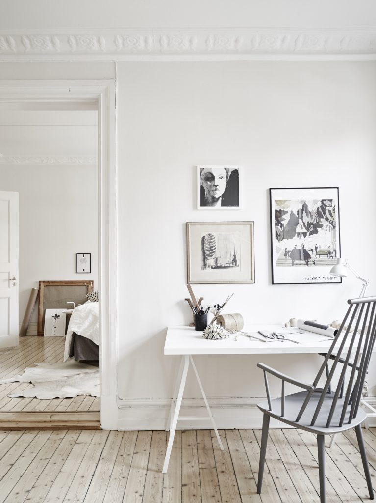 Скандинавский дизайн, который сделает ваш дом светлее!