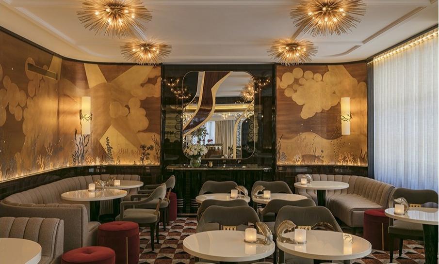Топ-10 модных ресторанов в Париже Париже Ресторан мечты: Топ-10 модных мест в Париже 905x545 0xac120002 1664689721547646849