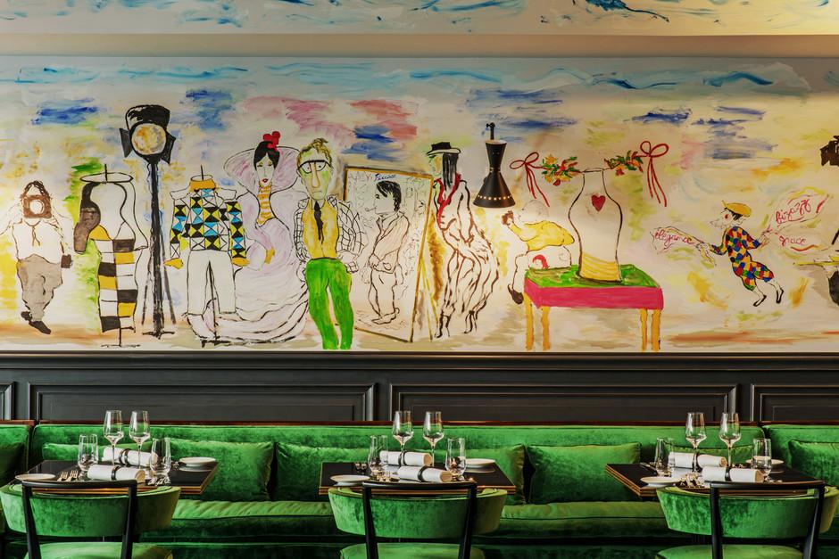 Топ-10 модных ресторанов в Париже
