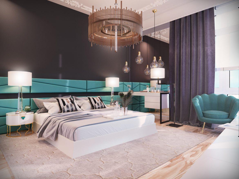 Очаровательный синий дизайн квартиры с потрясающими деталями синий дизайн синий дизайн квартиры с потрясающими деталями Charming Blue Apartment Design With Stunning Details 5