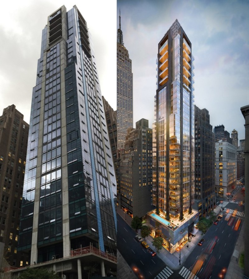 COVET NYC - эксклюзивный дизайн