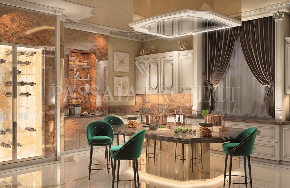 Николо Пассаи Николо Пассаи – дизайнер интерьера этой московской виллы Nicolo Passaia Is The Interior Designer Of This Moscows Villa 2