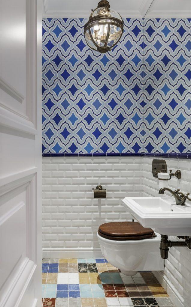 Оксаны Салберг Квартира во французском стиле от Оксаны Салберг Take A Look At This French Style Apartment Created By Oksana Salberg 11