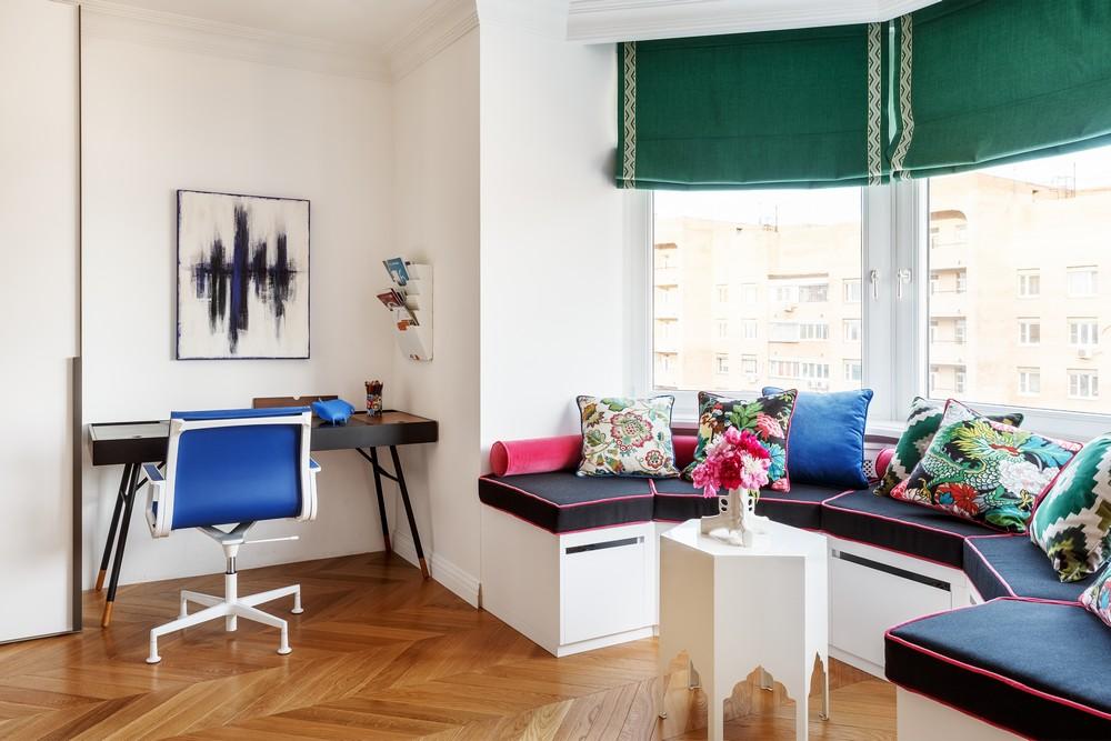 Оксаны Салберг Квартира во французском стиле от Оксаны Салберг Take A Look At This French Style Apartment Created By Oksana Salberg 7