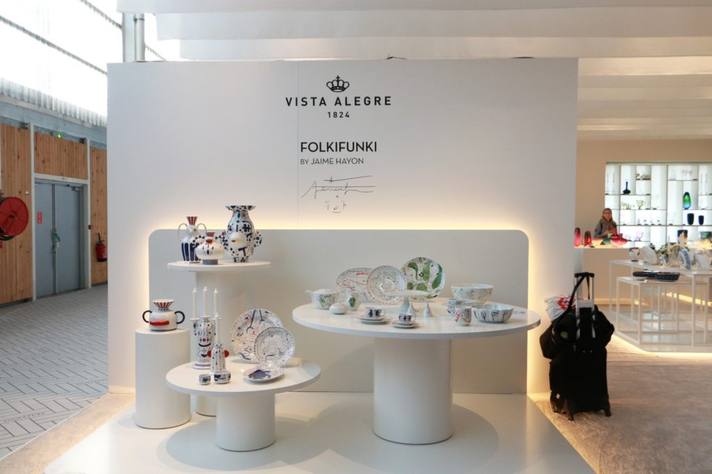 Стенды выставки Maison et objet 2019 Maison et objet 2019 Стенды выставки Maison et objet 2019 Vista Alegre 2